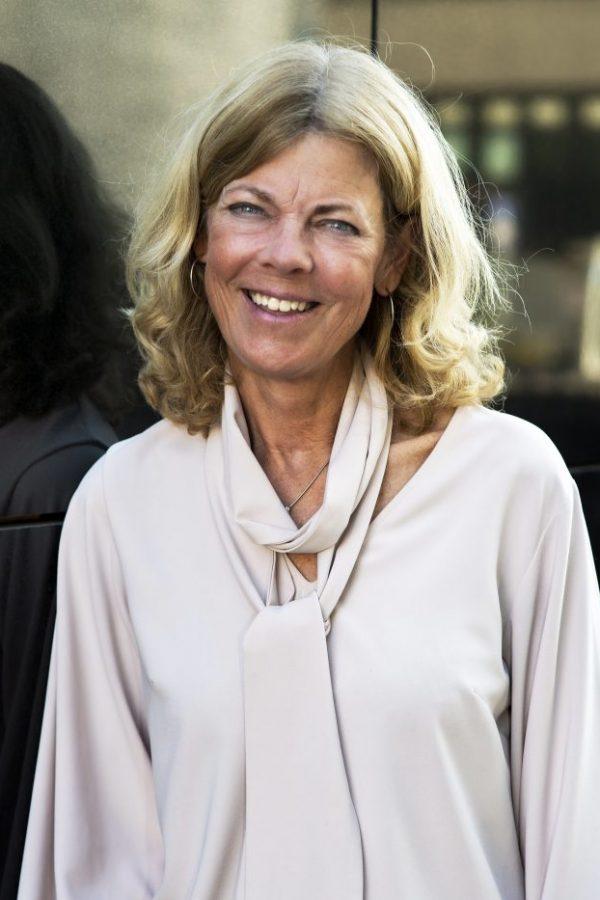 Karin Brynell, vd för Svensk dagligvaruhandel.
