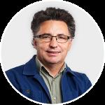 Michael Hagström, företagsbibliotekarie, KF